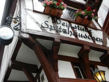 Peaked House in Bernkastel Kues