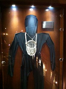 Pearl Hunting clothes used by pearl divers in Kuwait