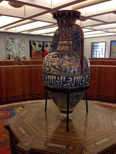 600 years old vase