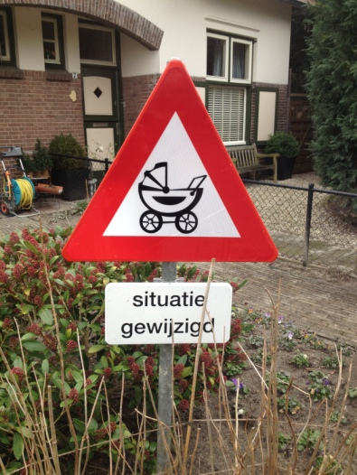 Only in the Netherlands : Sleep-Deprived situation Alert!