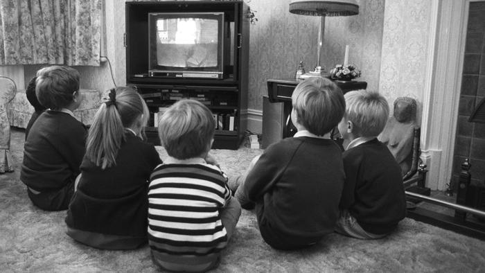 black-and-white-tv