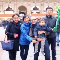A Chinese girl's journey to know the Florentines  | Expat Mama in Italy