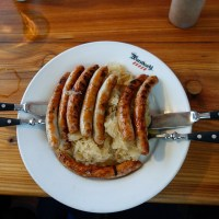 Wurstkuchl : 870-Year Old Historic Sausage Kitchen of Regensburg