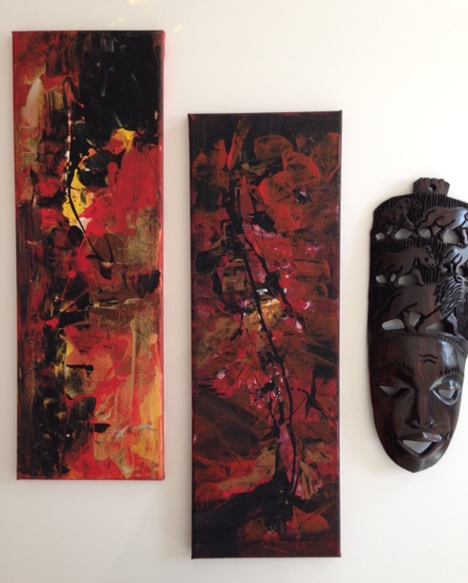 acrylic abstract 3