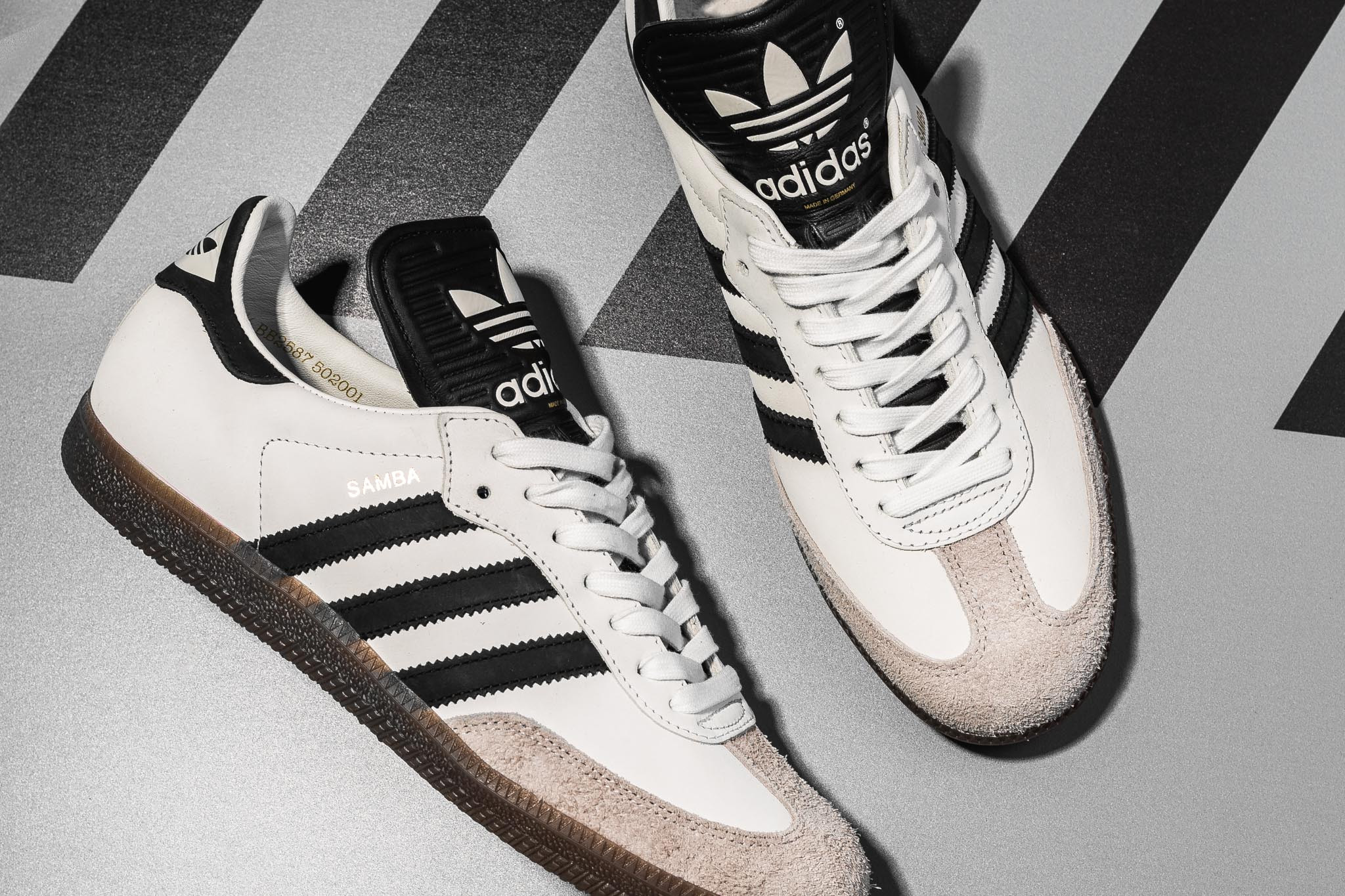 adidas made in germany