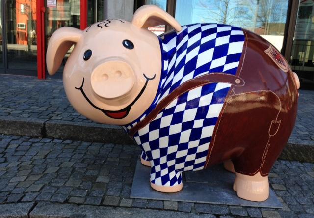 pig 1-german schwein