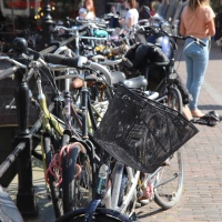 The Netherlands : A place with more bicycles than people
