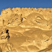 One Thousand One Nights of Sand Sculptures (Arabian Nights)