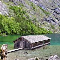 Alpine Fairy tale Hiking to Salet-Obersee-Fischunkelalm