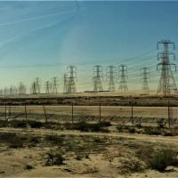 Chasing the Desert Mist? /LAPC-Along back country roads